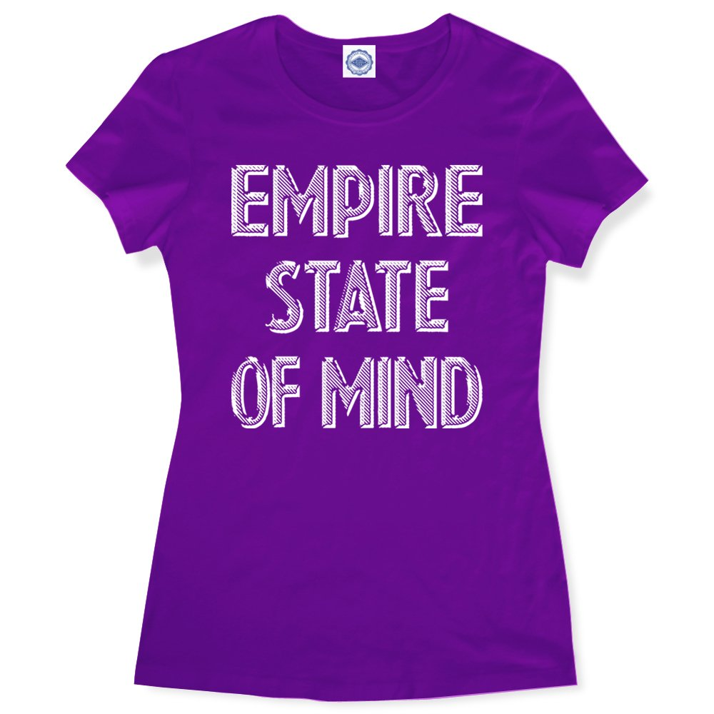 Hank Player U S A Empire State Of Mind Tshirt
