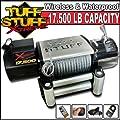 Tuff Stuff Xtreme 17500lb Wireless Waterproof Recovery Winch