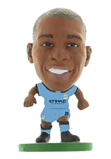 Fernandinho Soccerstarz Figura - Manchester City Official Merchandise Calcio 400172