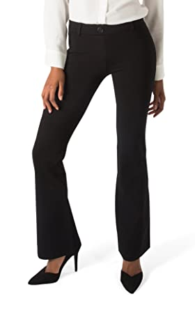 b525f2dbec Amazon.com: Betabrand Women's Dress Pant Yoga Pants (Boot-Cut): Clothing