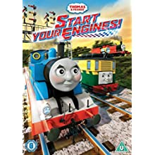 Thomas & Friends: Start Your Engines! (2016)