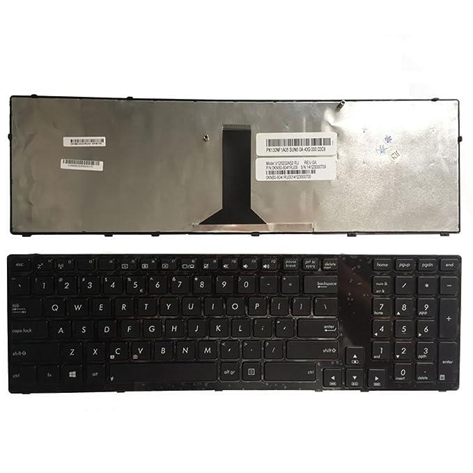 Asus K93SM Notebook Keyboard Windows 7 64-BIT