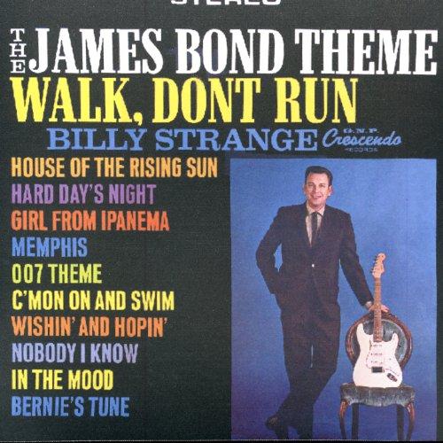 Billy Bonds - The James Bond Theme/Walk, Don't Run '64
