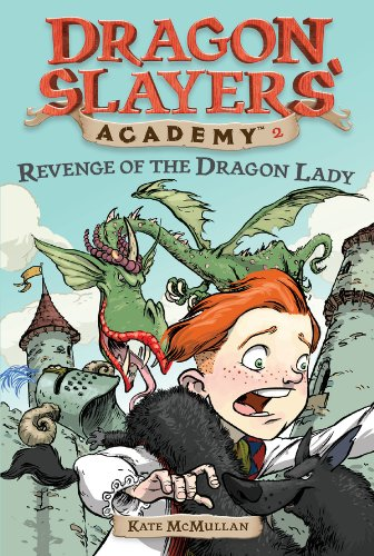 Revenge of the Dragon Lady #2 (Dragon Slayers