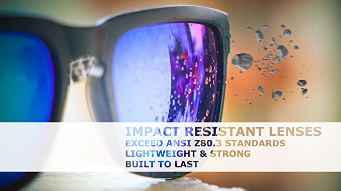 4e94a1059a CRANKSHAFT Replacement Lenses Advanced Black by SEEK fits OAKLEY Sunglasses  at Amazon Men s Clothing store