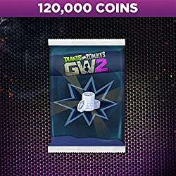 Plants Vs. Zombies Garden Warfare 2: 120000 Modest Coins Pack - PS4 [Digital Code]