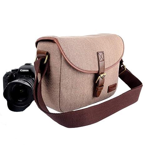 Bolsa para cámaras, Bolsa de Hombro para cámara DSLR Bolso Foto ...