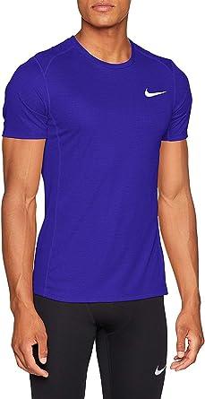 NWT Boy Purple Nike Dri Fit Shirt Size L