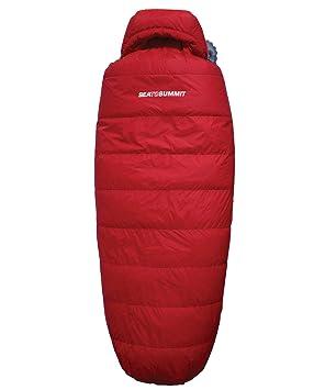 Sea to Summit – Base Camp Down Sleeping Bag – Saco de Dormir (Plumón Extrema