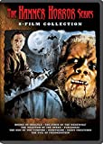 DVD : The Hammer Horror Series (Brides of Dracula / Curse of the Werewolf / Phantom of the Opera / Paranoiac / Kiss of the Vampire / Nightmare / Night Creatures / Evil of Frankenstein)