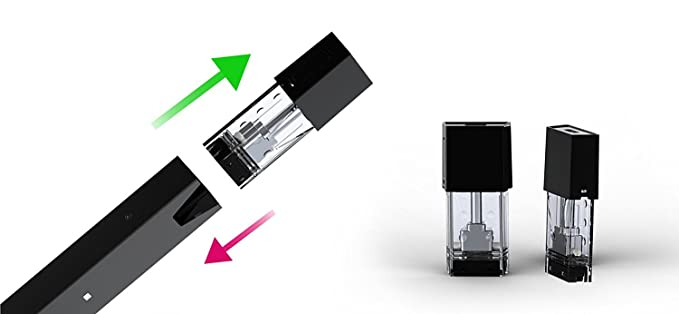SMOK FIT Kit Cigarrillo Electrónico Ultra Portátil Con Sistema De Vape-Pod - Baterías Recargables - Sin Nicotina - Con La Bolsa Unishow Gratis (Azul): ...