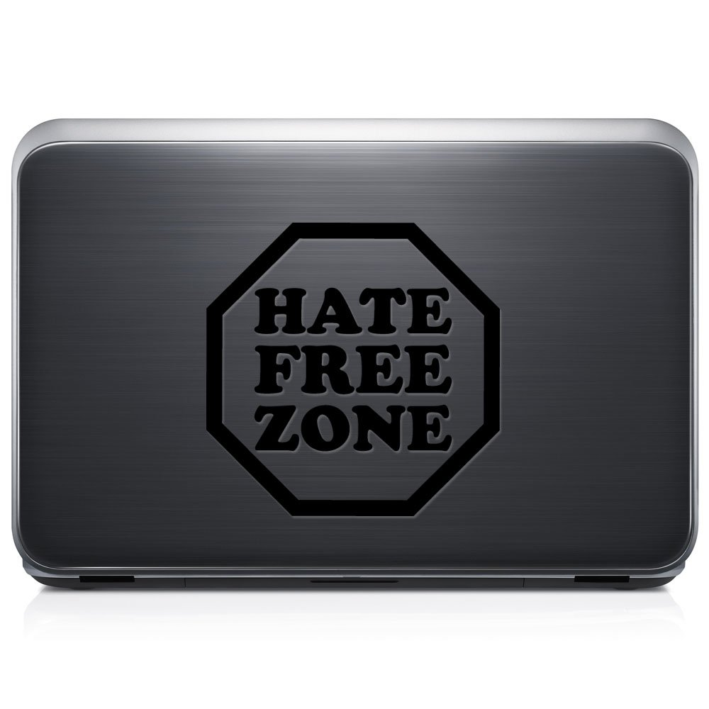 Hate Free Zone Stop Hate Sign Wide Japanese JDM取り外し可能なビニールデカールステッカーforラップトップタブレットWindows壁装飾車トラックオートバイヘルメット (15 in Sign/ 38 cm) Wide RSJM265-15MWH (15 in/ 38 cm) Wide グロスホワイト B0776BSHB6, スタジオHiro:c565f178 --- harrow-unison.org.uk