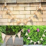 Edtoy MR and MRS Bunting Banner Wedding Bridal Party Decoration Photo Props