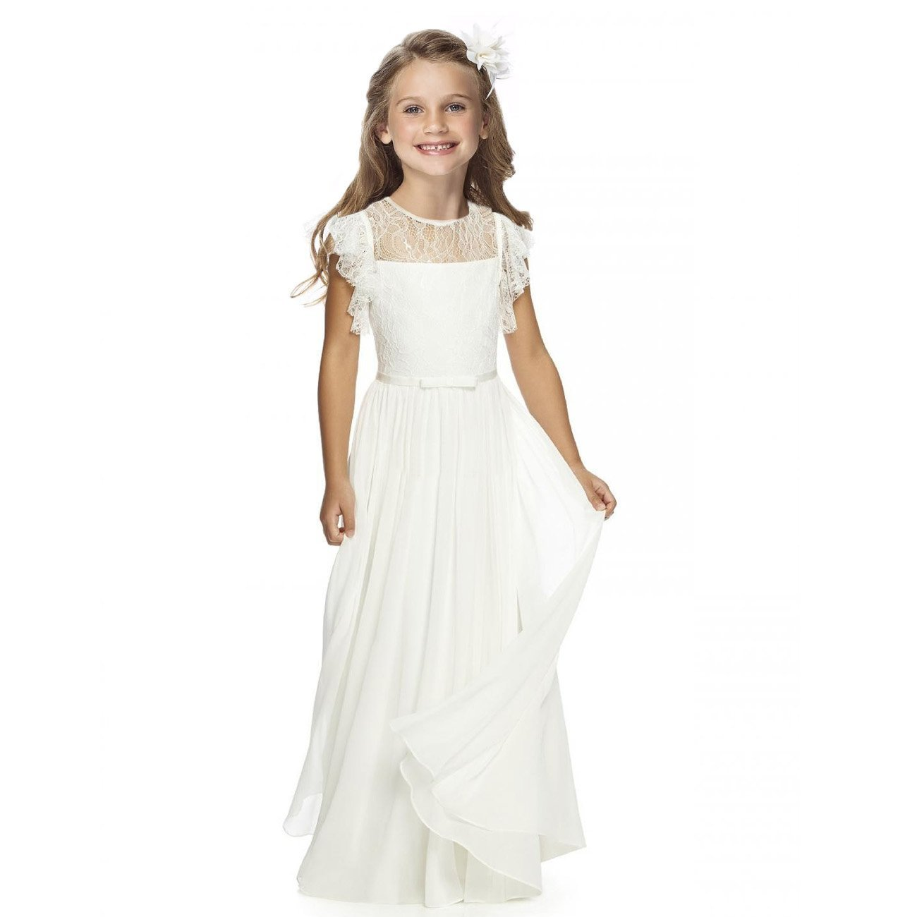 Amazon Sittingley Fancy Girls Holy Communion Dresses 1 12 Year