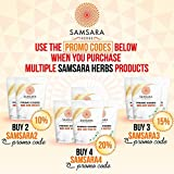 Samsara Herbs Magnolia Bark Extract Powder