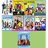 The Middle Complete Series Seasons 1-9