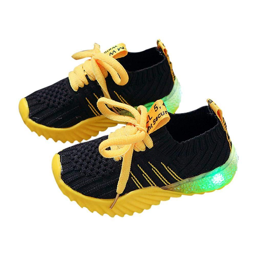 Kids Led Light Up Shoes Flashing