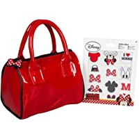 Minnie Mouse Dmm7–8351 Autocollant Corps Sac, Multicolore