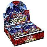 Yu-Gi-Oh! Dragons of Legend 2 Juego de cartas, caja con expositor, 24 paquetes (puede no estar en español)