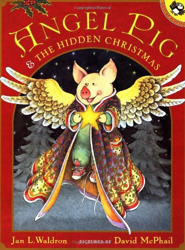 Angel Pig and the Hidden Christmas (Picture Puffins) PDF