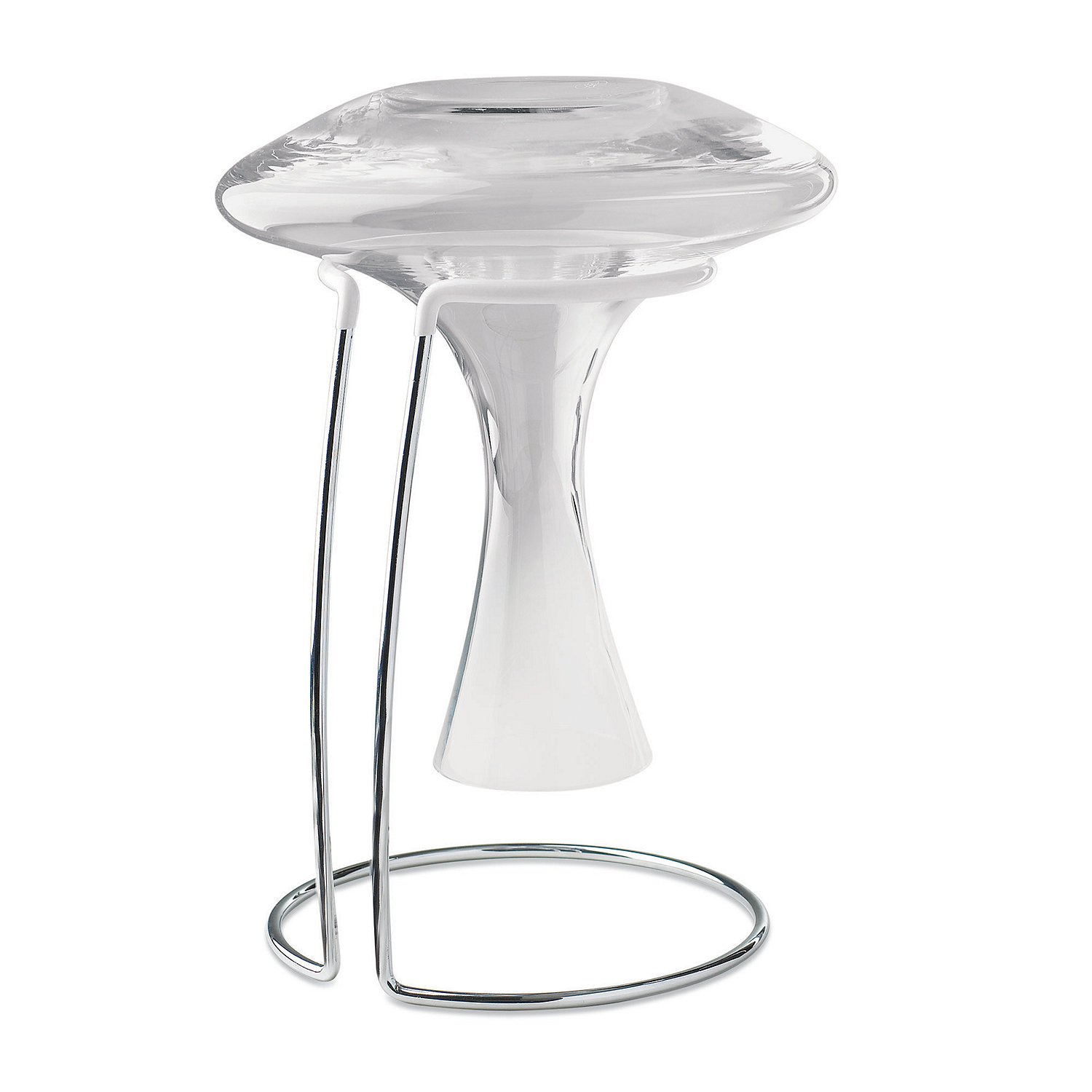 Wine Enthusiast Decanter Drying Stand Plus by Wine Enthusiast