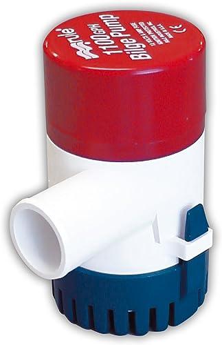 1100 GPH Compact Efficient Long-life Non-Automatic Submersible Bilge Pump [Rule] Picture