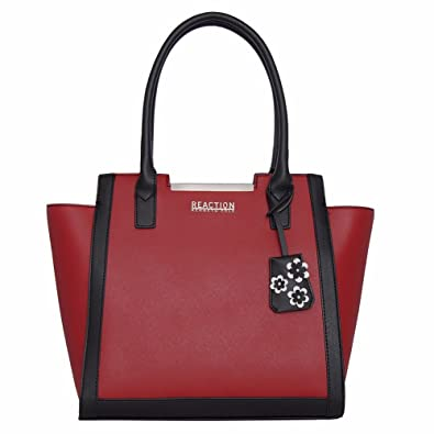 Amazon.com  Kenneth Cole Reaction KN1939 Cheerleader Women s Tote ... 0a52b0937c8d9