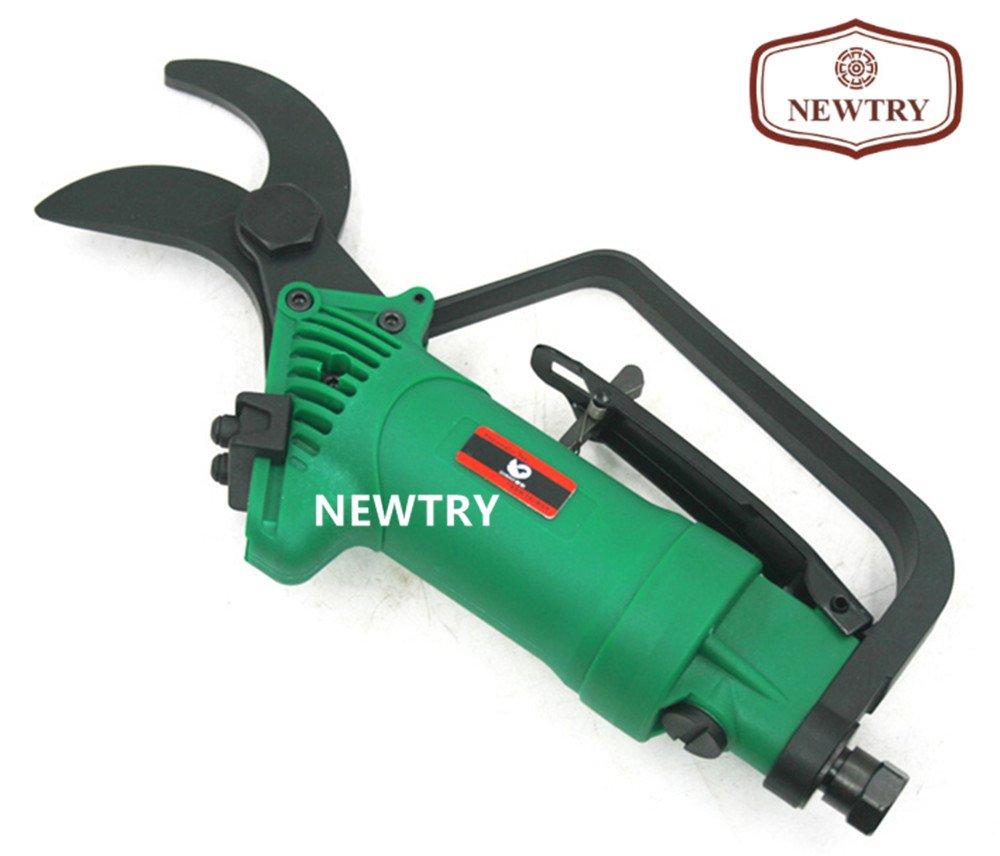 NEWTRY Gardening pneumatic Branch Pruning Scissor Fruit Tree Shear Air Scissors Cutter Pruner 25mm