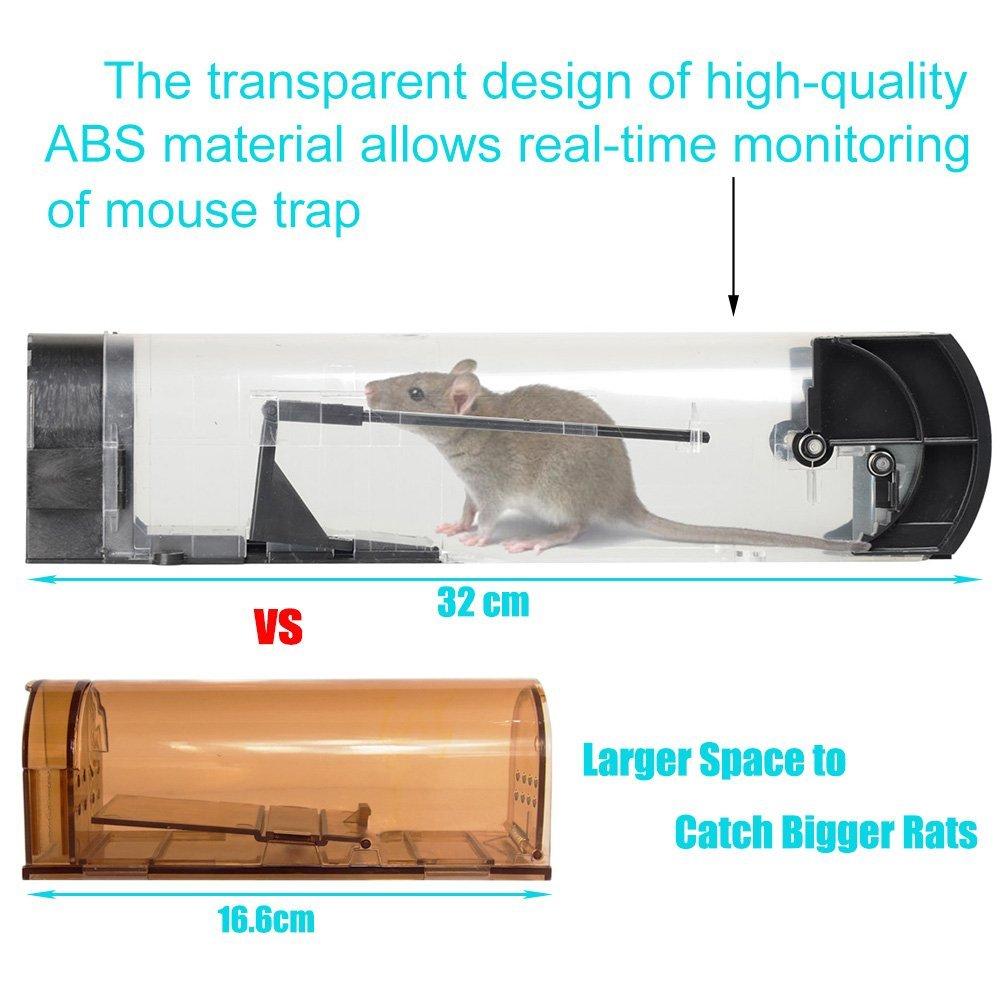 Swnkdg Maus Lebendfallen Mausefallen Rattenfallen Eingang