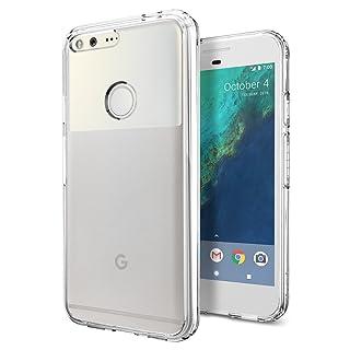 Spigen Ultra Hybrid Designed for Google Pixel XL Case (2016) - Crystal Clear