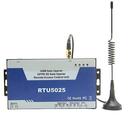 Rtu5025 Gsm 3g Gate Opener Senders Gsm 3g Remote Switch Door Opener