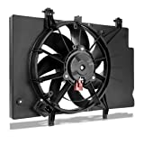 Radiator Cooling Fan Assembly For 2011-2017 Ford