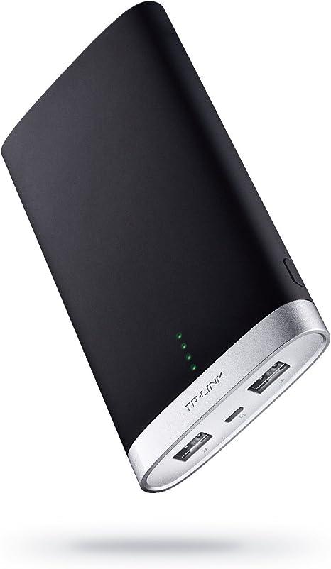 TP-LINK PB50 - Batería portátil de 10000 mAh para Apple iPhone ...