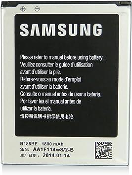Batterie D Origine B185be Pour Samsung Galaxy Core Plus Sm G350 Amazon Fr High Tech