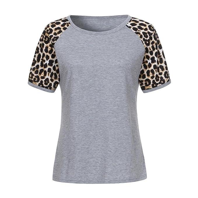 Vestidos de Mujer, Camisetas de Mujer, Moda Casual, Estilo Simple Mujer, Mujer Chaleco Blusas de Verano&Blusa de Gasa: Amazon.es: Ropa y accesorios