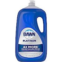 Dawn Ultra Platinum Power Dishwashing Liquid, Refreshing Rain, 2660ml
