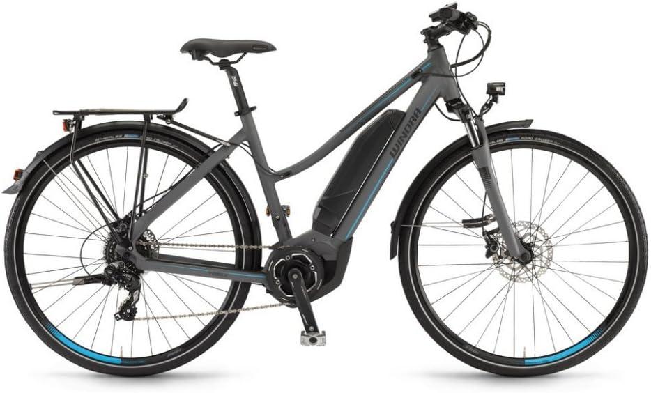 Winora Y280.X - Bicicletas eléctricas de trekking Mujer - gris ...