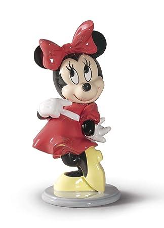Lladro Disney Minnie Mouse Figurine