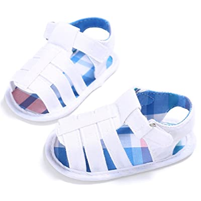 Baby Shoes Sole Boys Soft Sole Summer Sandals First Walkers: Shoes