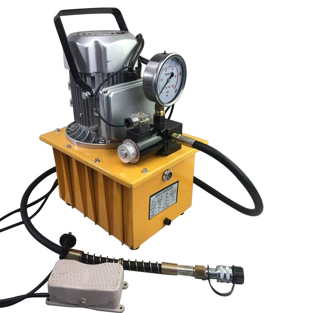750 W 7L AC 220 V pompa idraulica gruppo pompa idraulica