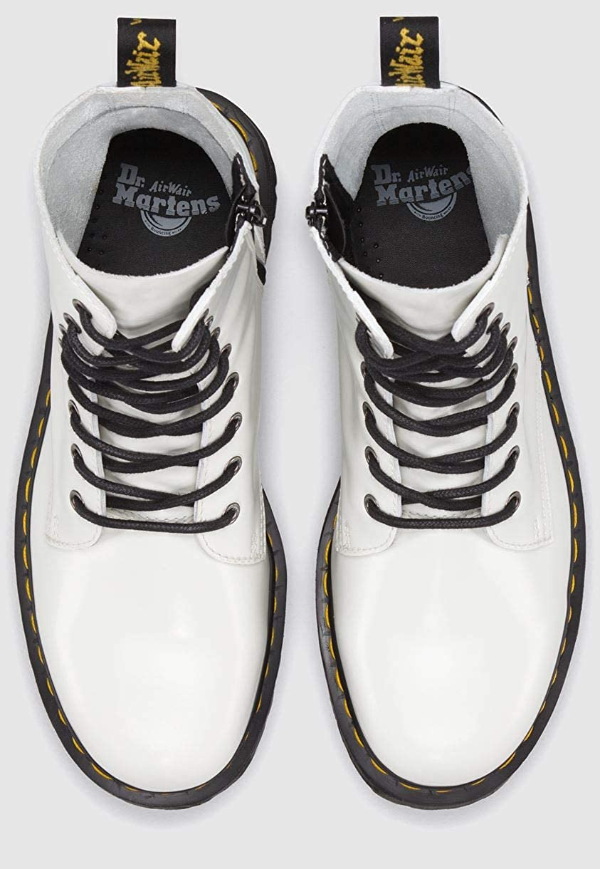 Jadon white polished smooth 38