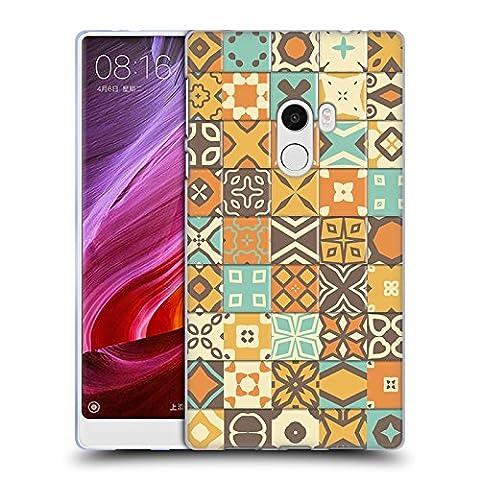 Official Giulio Rossi Stardust Patchwork Soft Gel Case for Xiaomi Mi Mix - Stardust Mix