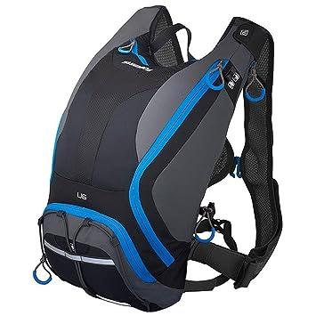 SHIMANO TH Yepp Mini Mochila de Hidratación, Unisex Adulto, Negro/Azul, 6 l: Amazon.es: Deportes y aire libre