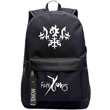 lovelive Backpack USB Charge Headphone jack student bag laptop Backpack