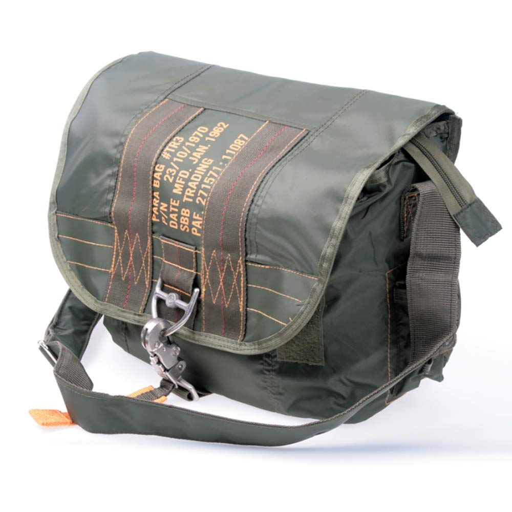 BAG Bolsa PARA paracaidismo con style 3-Mosquetón con cierre rápido SBB