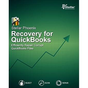 Amazon com: Stellar Phoenix QuickBooks Recovery Mac