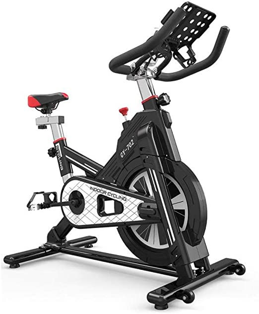 Alarmclocker8B Bicicleta de Spinning para el hogar,Mudo de ...