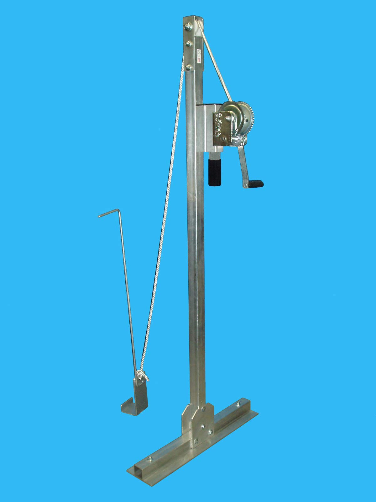 VeVe Inc. BLJ-63; Boat Lift Jack (with Mud Plate)