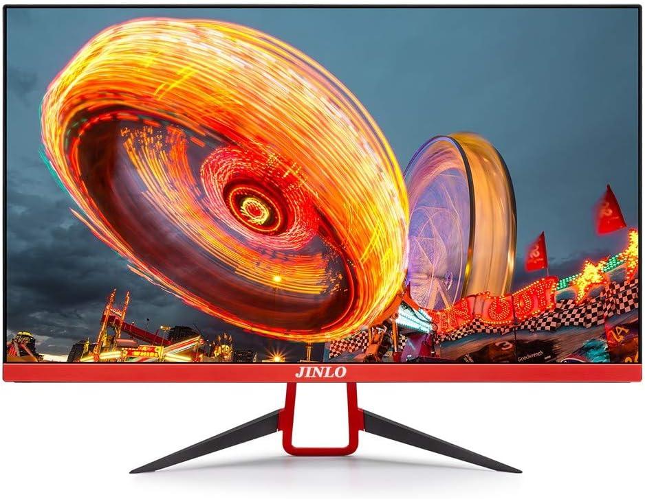 ZXJ PM271QW 27-Inch Monitors Gaming Monitor Full HD Monitor Curved, HDMI, VGA,LED, 1080p, 1ms, 144Hz, (2560 x 1440), Ultra-Slim Design, Eye-Care, Flicker Free, Low Blue Light