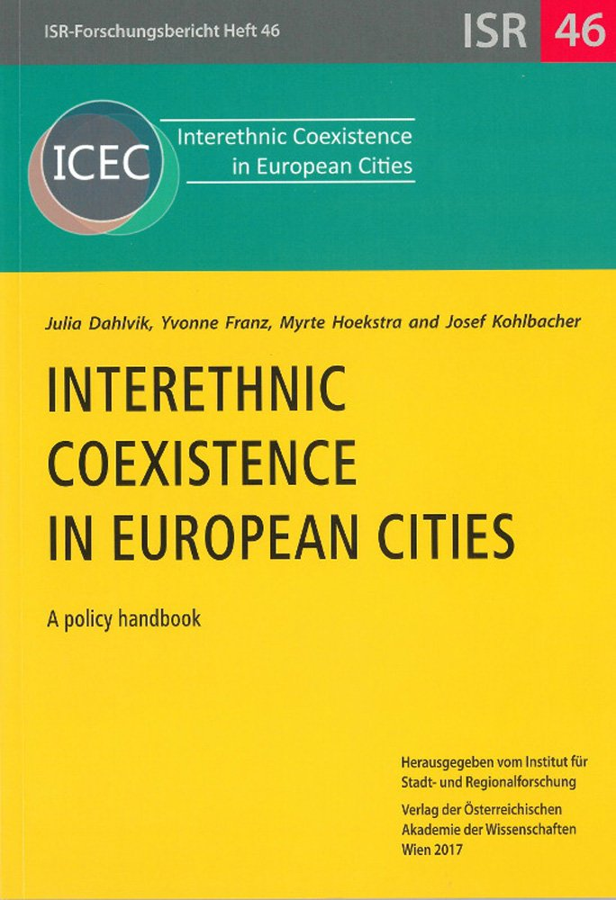 Read Online Interethnic Coexistence in European Cities: A Policy Handbook (Isr-Forschungsberichte) (English and German Edition) PDF